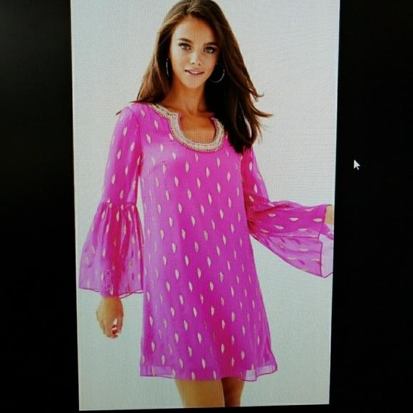 82f010222261bb Lilly Pulitzer Dresses | Amory Silk Dress | Poshmark